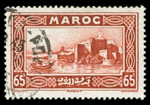 sello marruecos